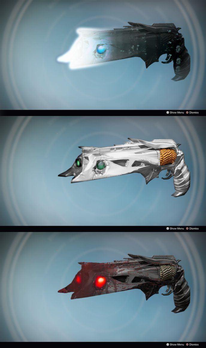 Ornaments Concept: Thorn by DestinyWarlock | Weapons | Thorn