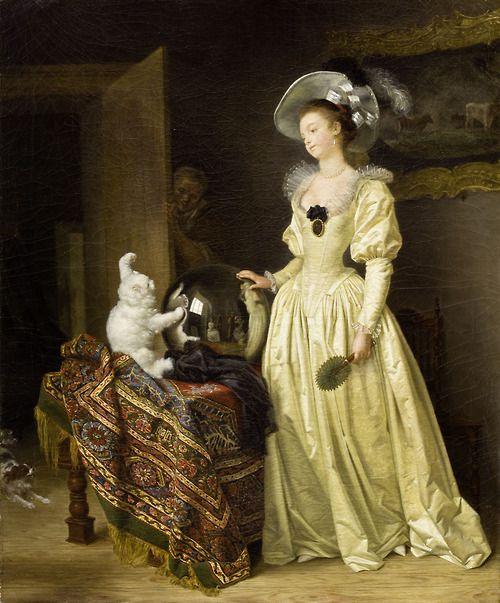 The angora cat, 1783 85 (1,2 mb) nat.museum stockholm Jean