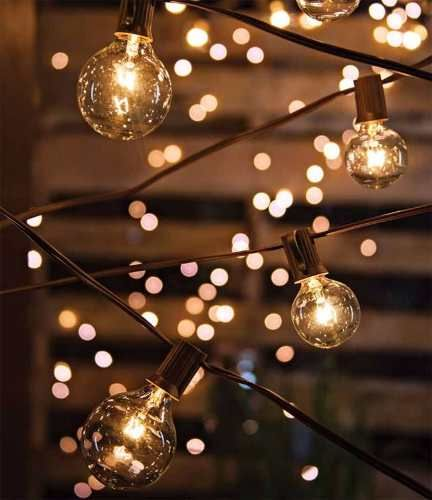 Serie de luces focos para jardin exterior y patio deco for Luces de jardin exterior