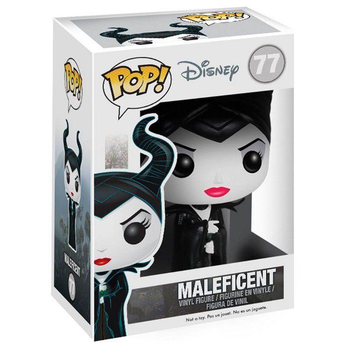Figurine maleficent disney 39 s maleficent figurine funko - Dessin de malefique ...