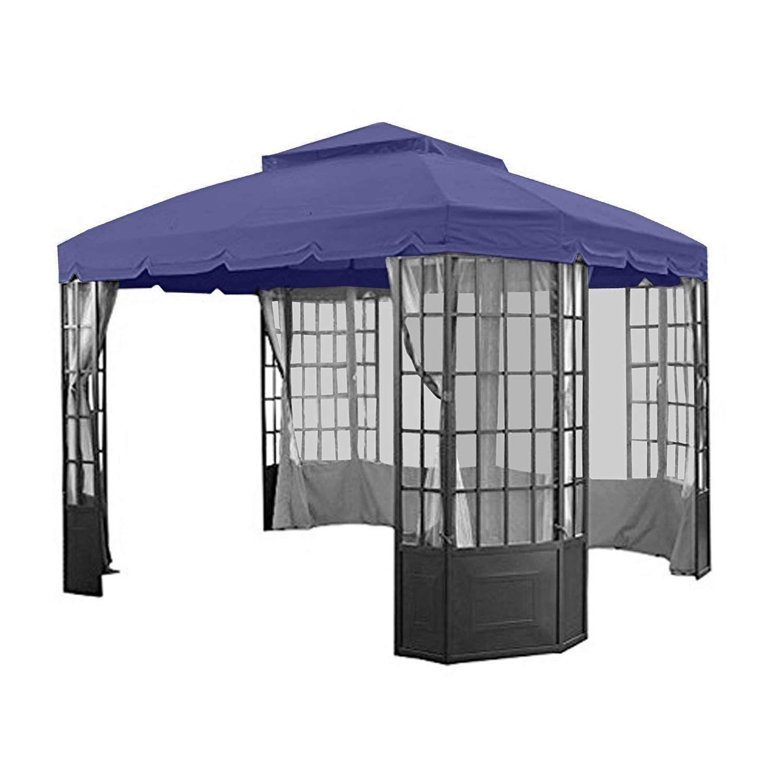 Garden Winds Riplock 350 Canopy 3 With Ultra Stitch 350 Denier