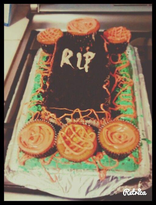 Halloween cake !!!!