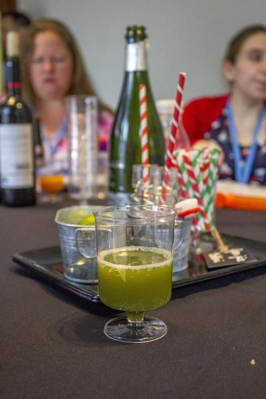 Green Bellinis with Costa Brava Tourism at BML16