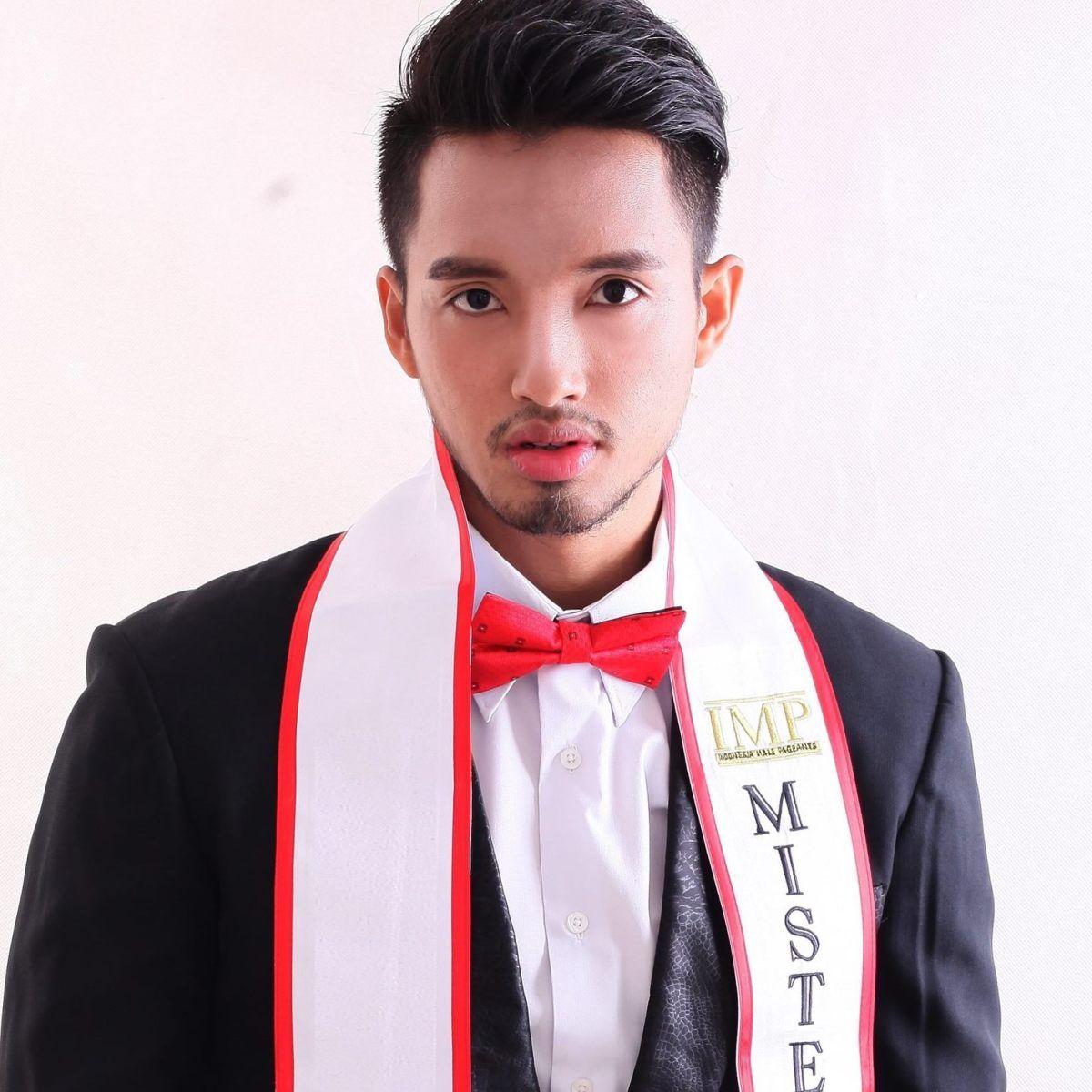 Gilbert Pangalila is Mister Supranational Indonesia 2017