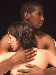Black and asian love