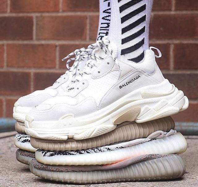 add29b1b26c Balenciaga Triple S Trainer 483546W06F19000 Shoes SALE at amazing price!!!  Plz pay attention to my website www.findsneaker.net (check my bio website  link).