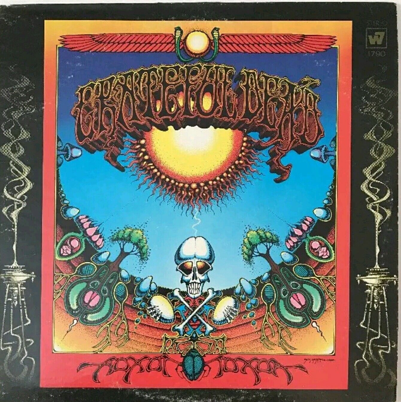 Deadhead Grateful Dead Albums Grateful Dead Vinyl Grateful Dead