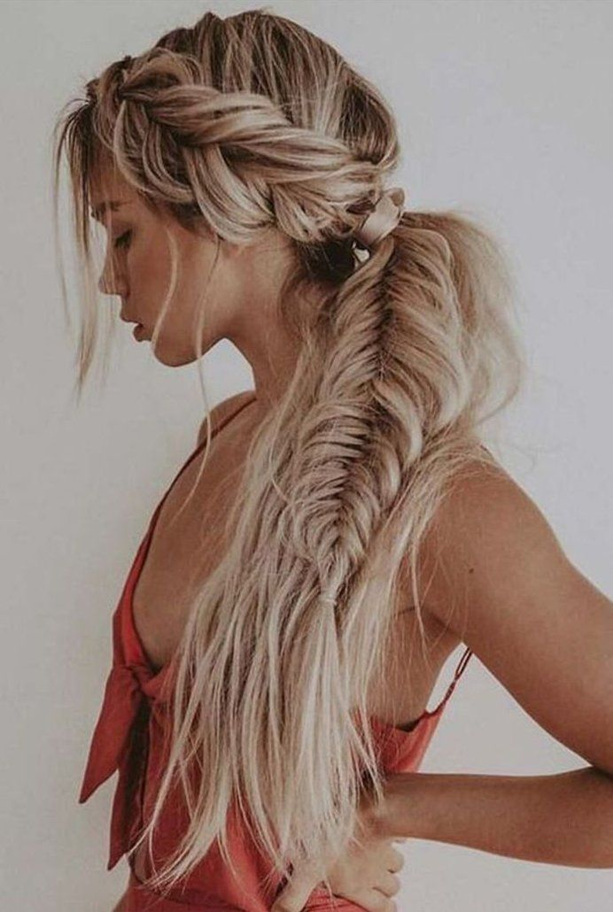 Ponytails Hairstyles To Change Your Look Lovely Low Ponytail Hairstyles