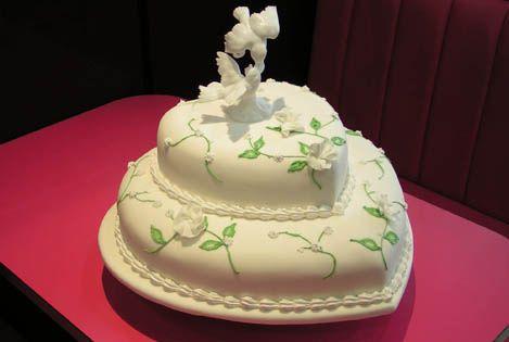 La Gateau London Halal Wedding Cake Sugar Less Free