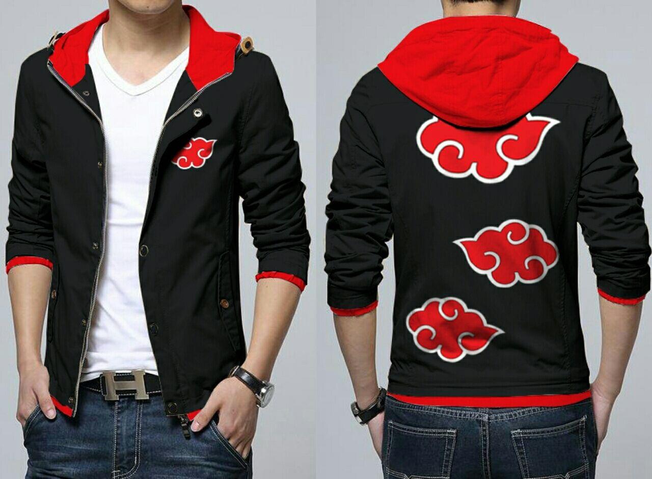 Akatsuki jacket I NEED THIS RIGHT NOW Naruto