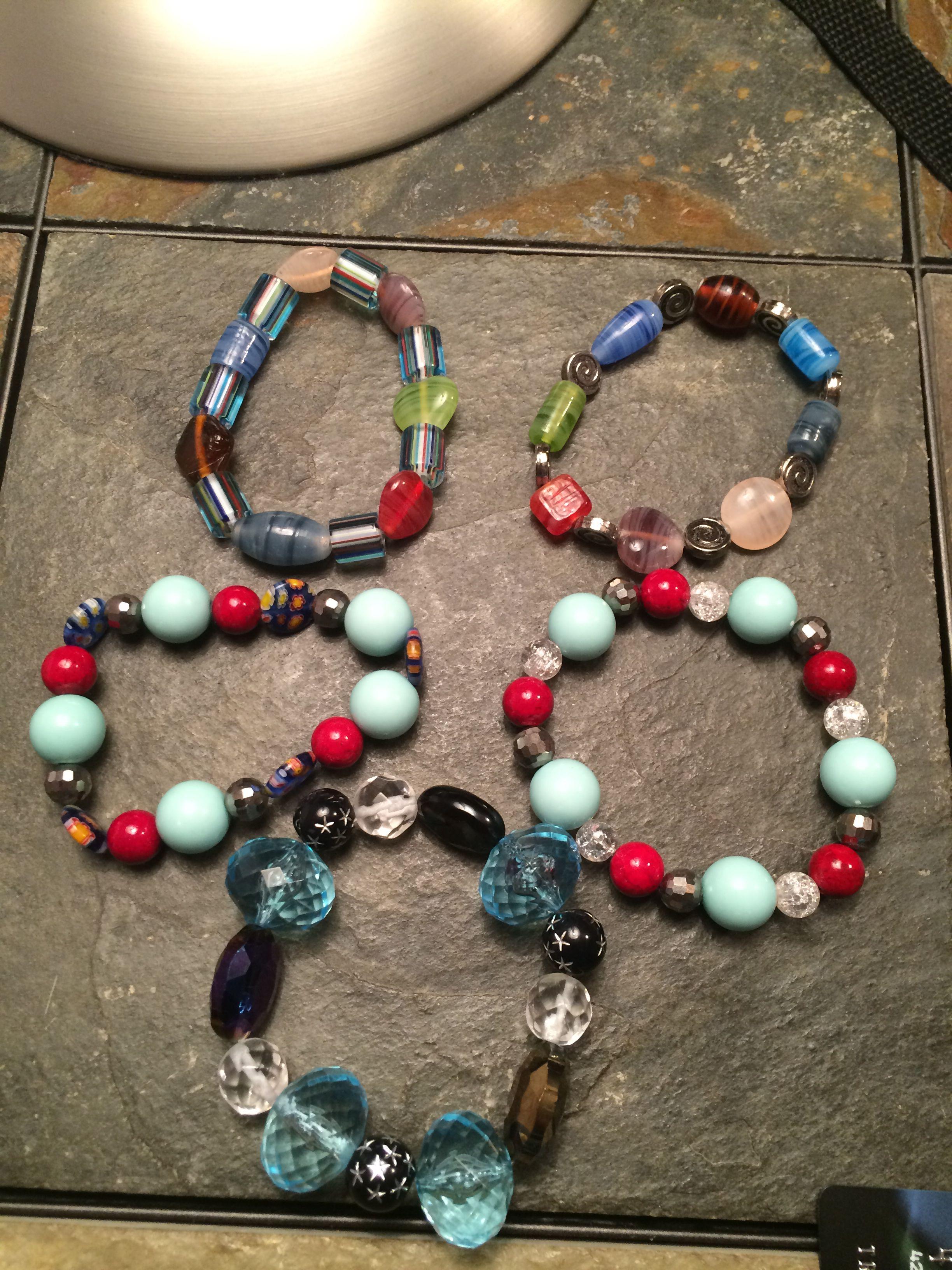 Stretch bracelet gifts
