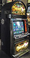 IGT I GAME VIDEO ENCHANTED UNICORN SLOT MACHINE ( COINLESS ) ( TICKET PRINTER )