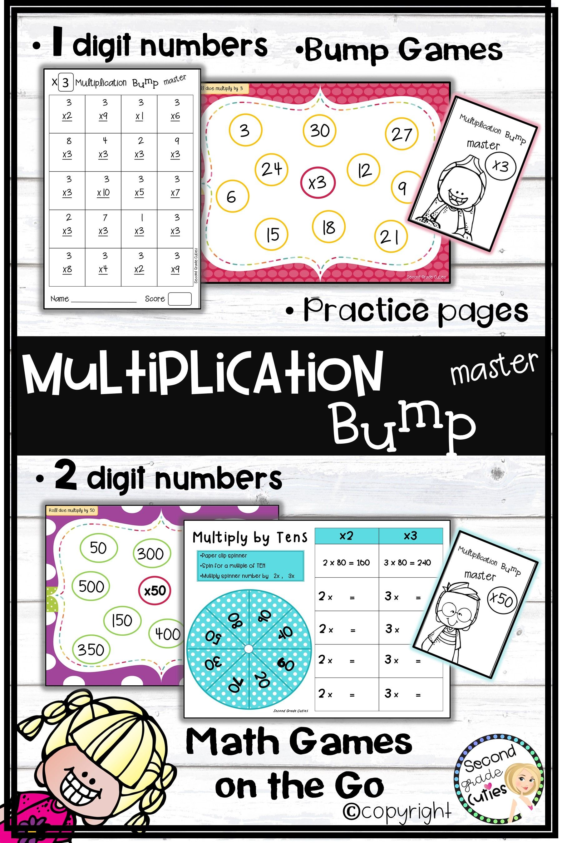 These Bump Board Games Are Perfect For Daily Practice In