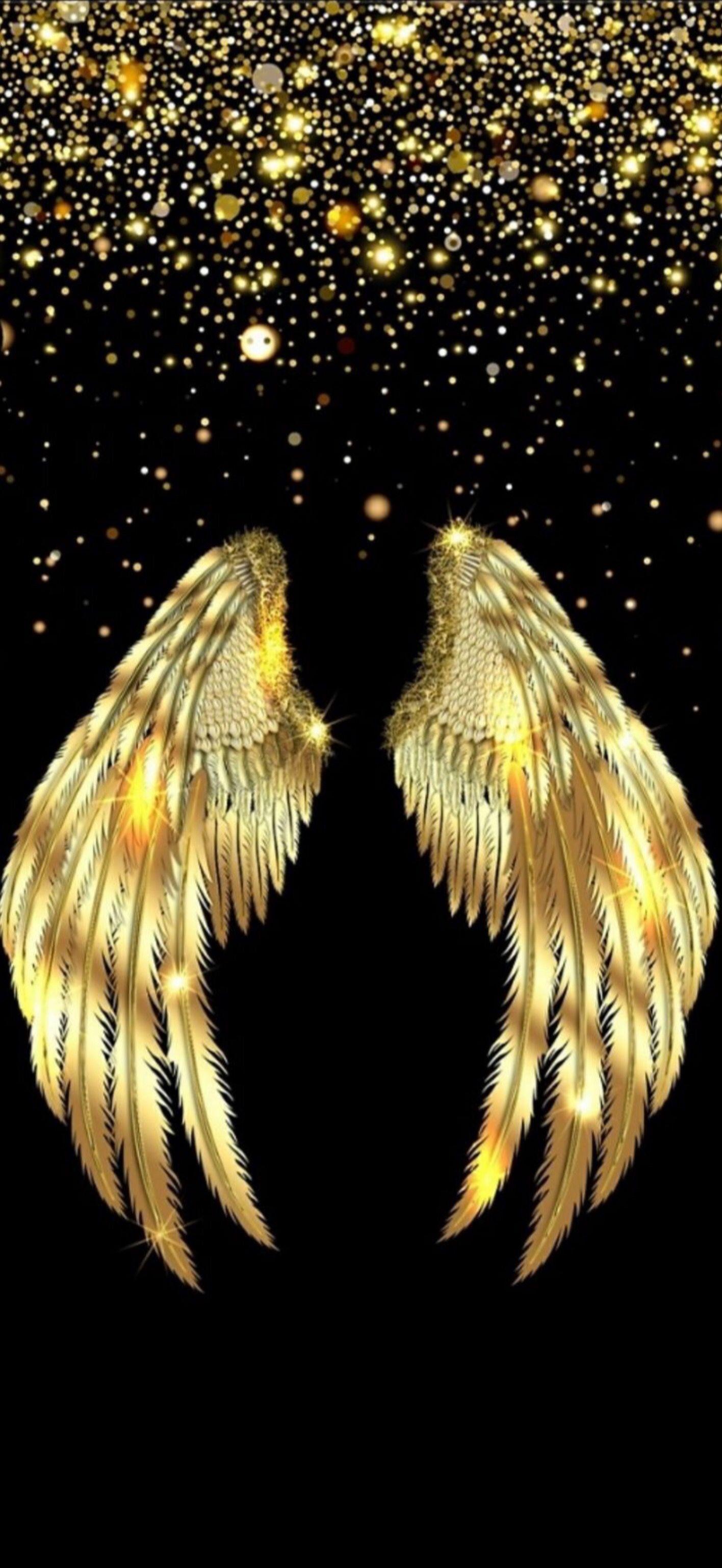 Angel Wings Neon Sign Neon Signs Wings Wallpaper Neon Wallpaper