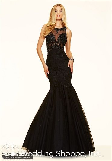 Paparazzi by Mori Lee Prom Dress 98054 | Mori lee prom dresses, Mori ...