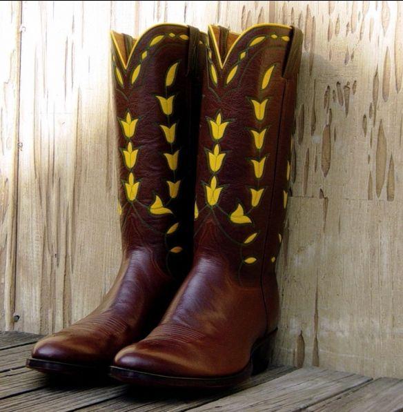 Lee Miller boots