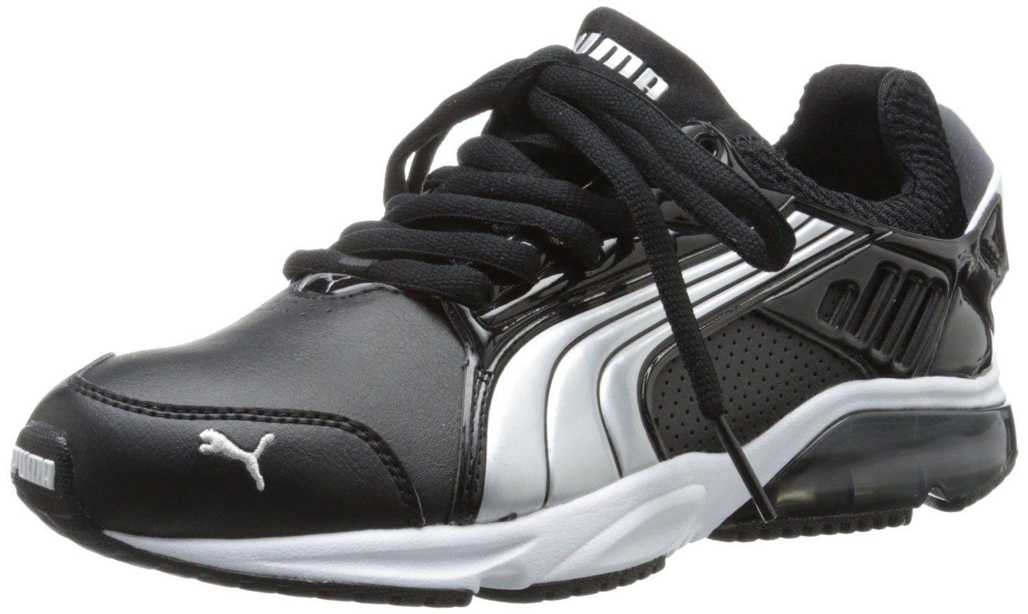 1a5764e32e850 Amazon.com: PUMA Men's Powertech Blaze Metallic Running Shoe ...