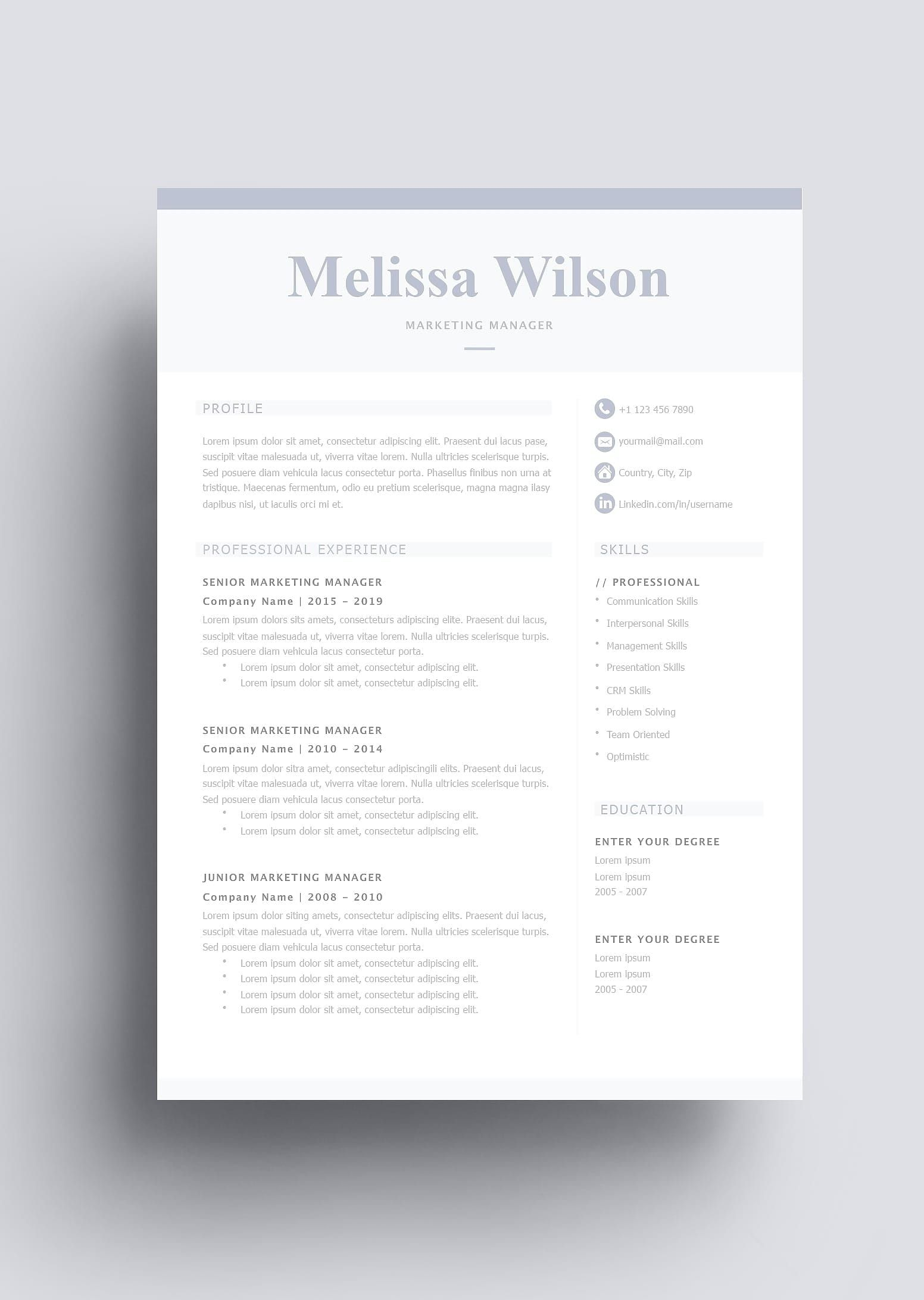 Top 9 Resume Fonts to Level Up Your Resume in 2020