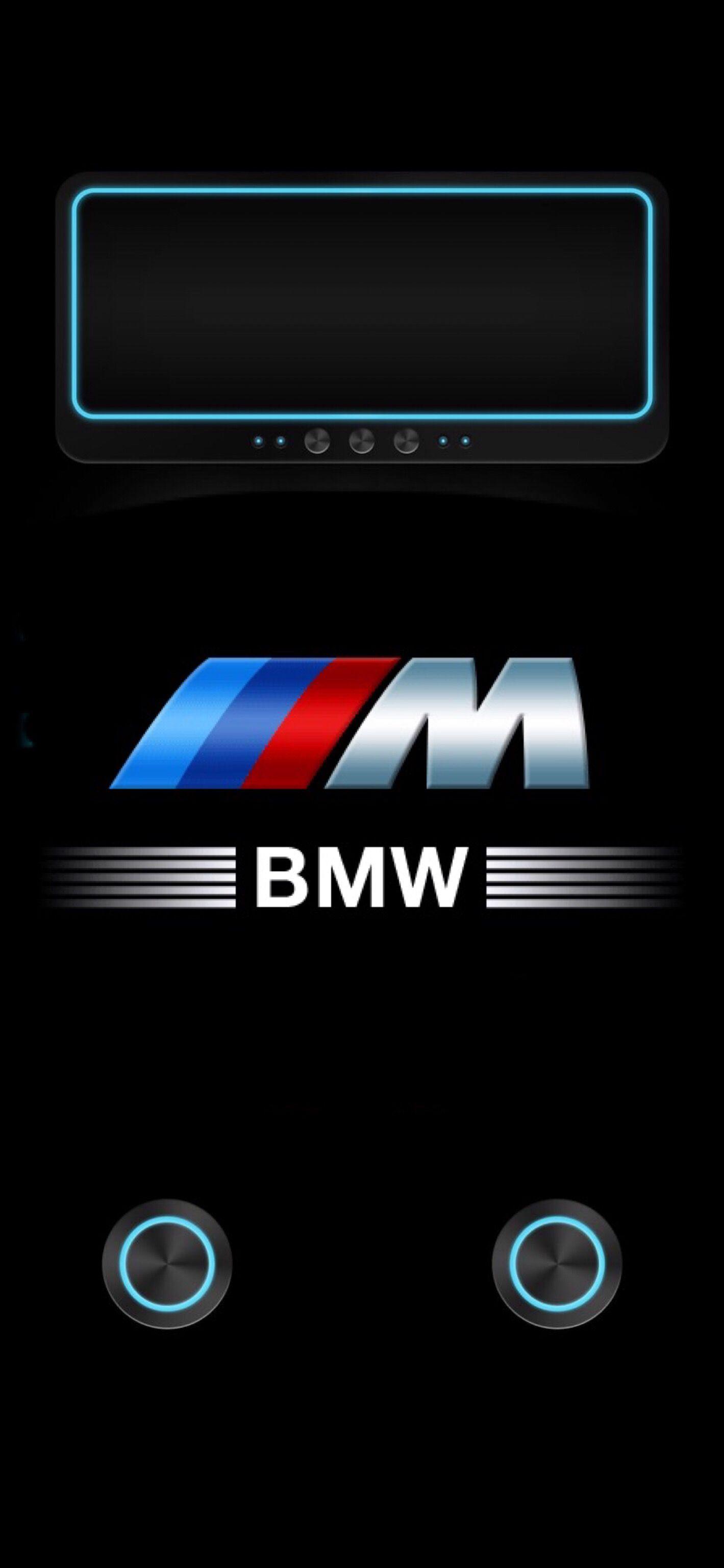 Wallpaper iPhone X - BMW ///M v2