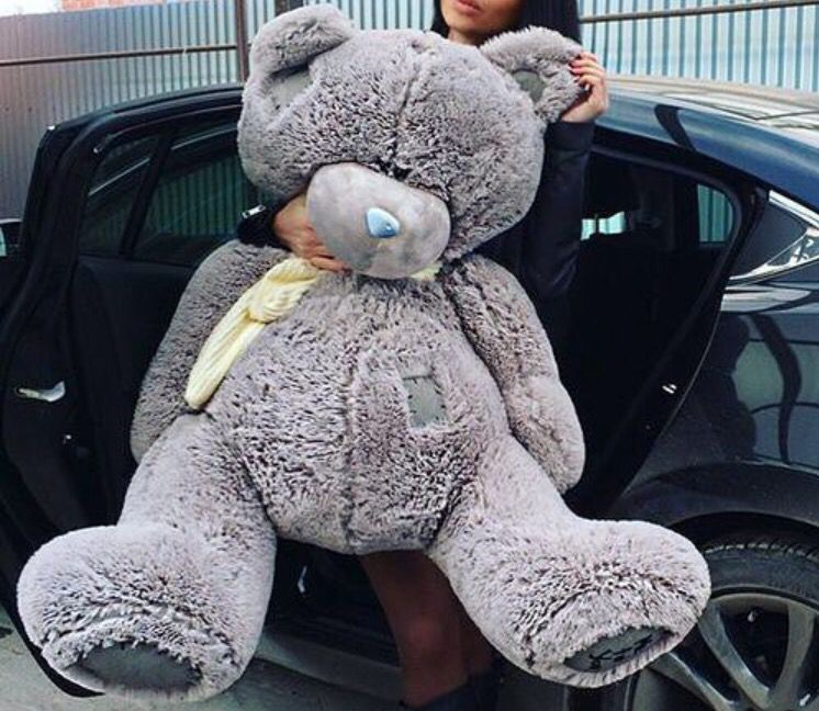 Huge teddy :)