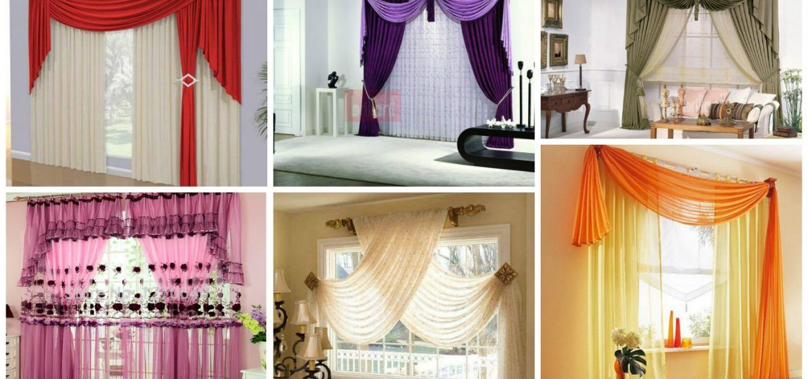 16 of The Most Amazing Curtains Styles