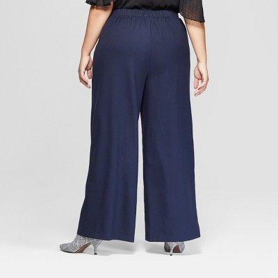 a0bd84a5b31 Women s Plus Size Wide Leg Pants - Ava
