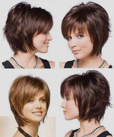 Image Of Short Layered Bob Hair Cuts With Additional Trends Trend 2016