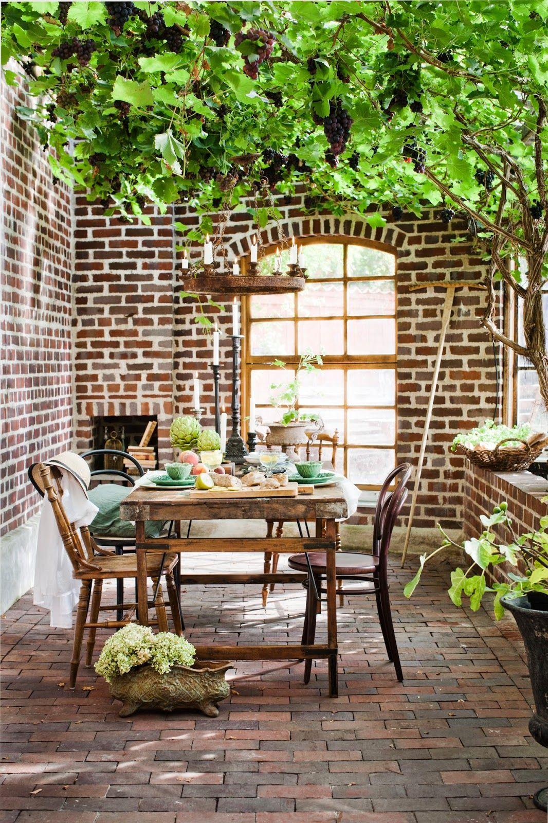 vintage útközben pinterest vintage patios and exterior