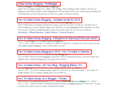 Why Do Some Bloggers Make (LOTS OF!) Money While Others Struggle?