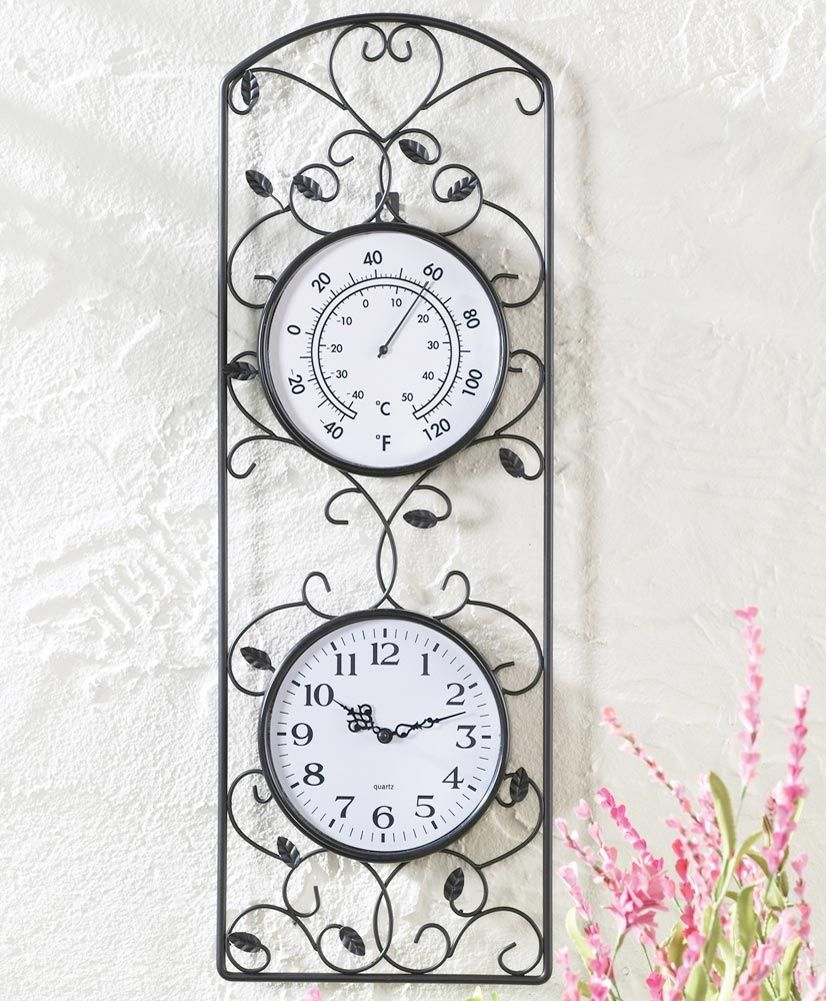 divine for excellent decoration garden sunflower decorative outdoor using thermometer decor
