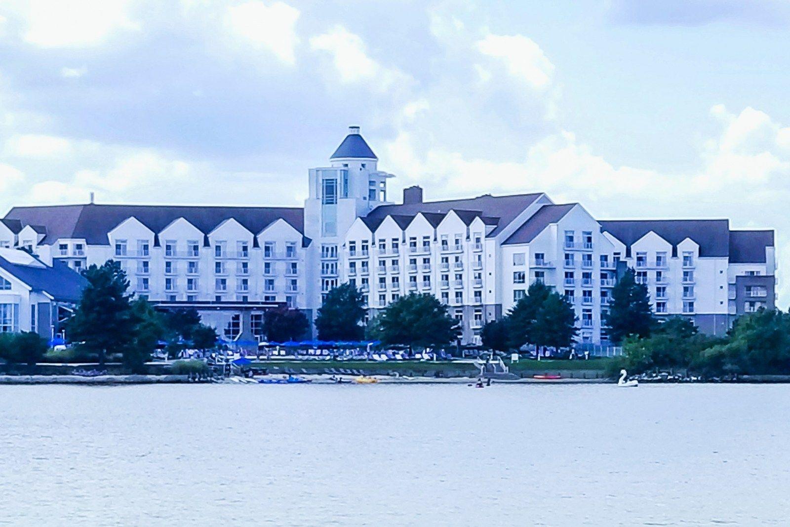 Review Hyatt Regency Chesapeake Bay Resort Chesapeake