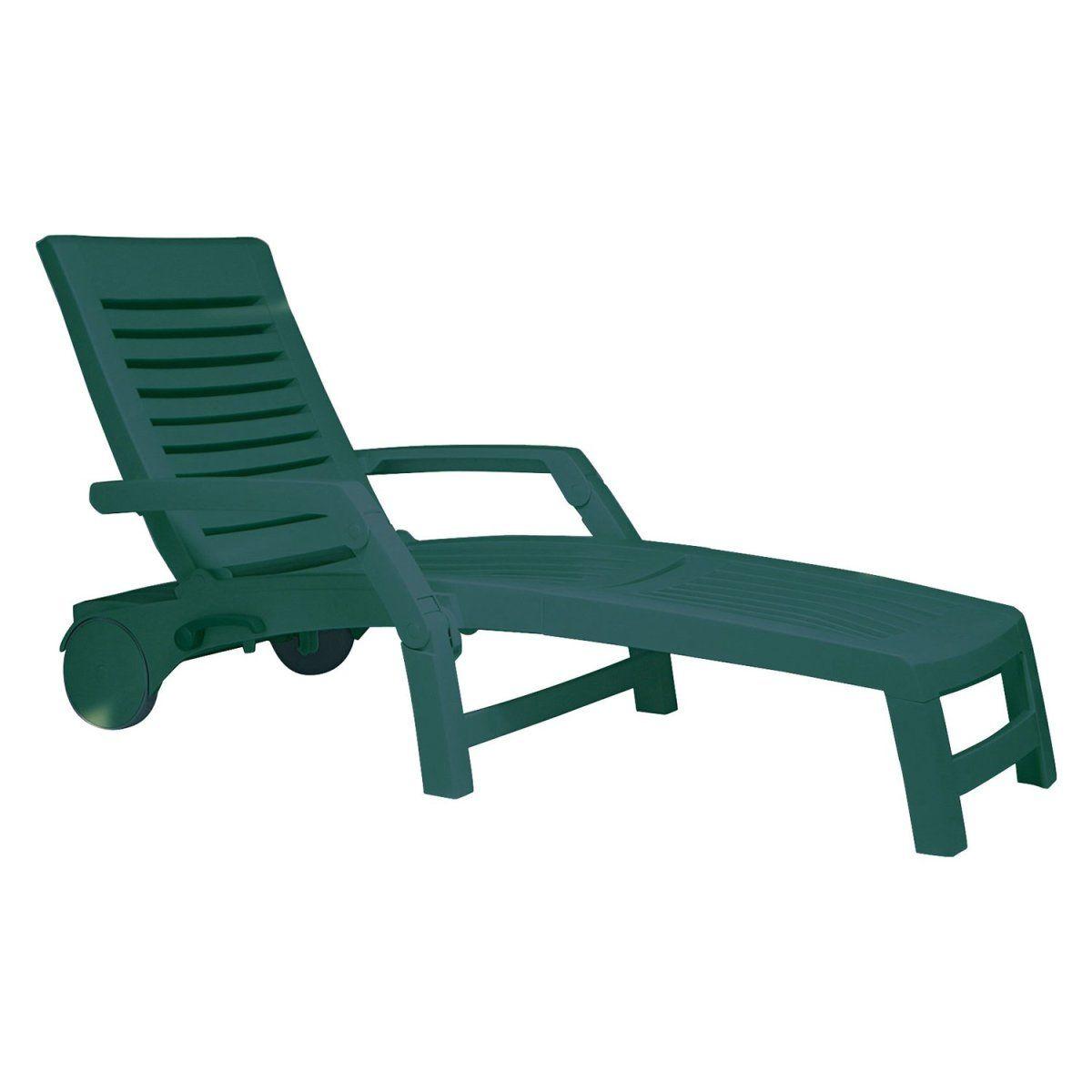 Roll-Sonnenliege Florida Grün Jetzt bestellen unter: https://moebel ...
