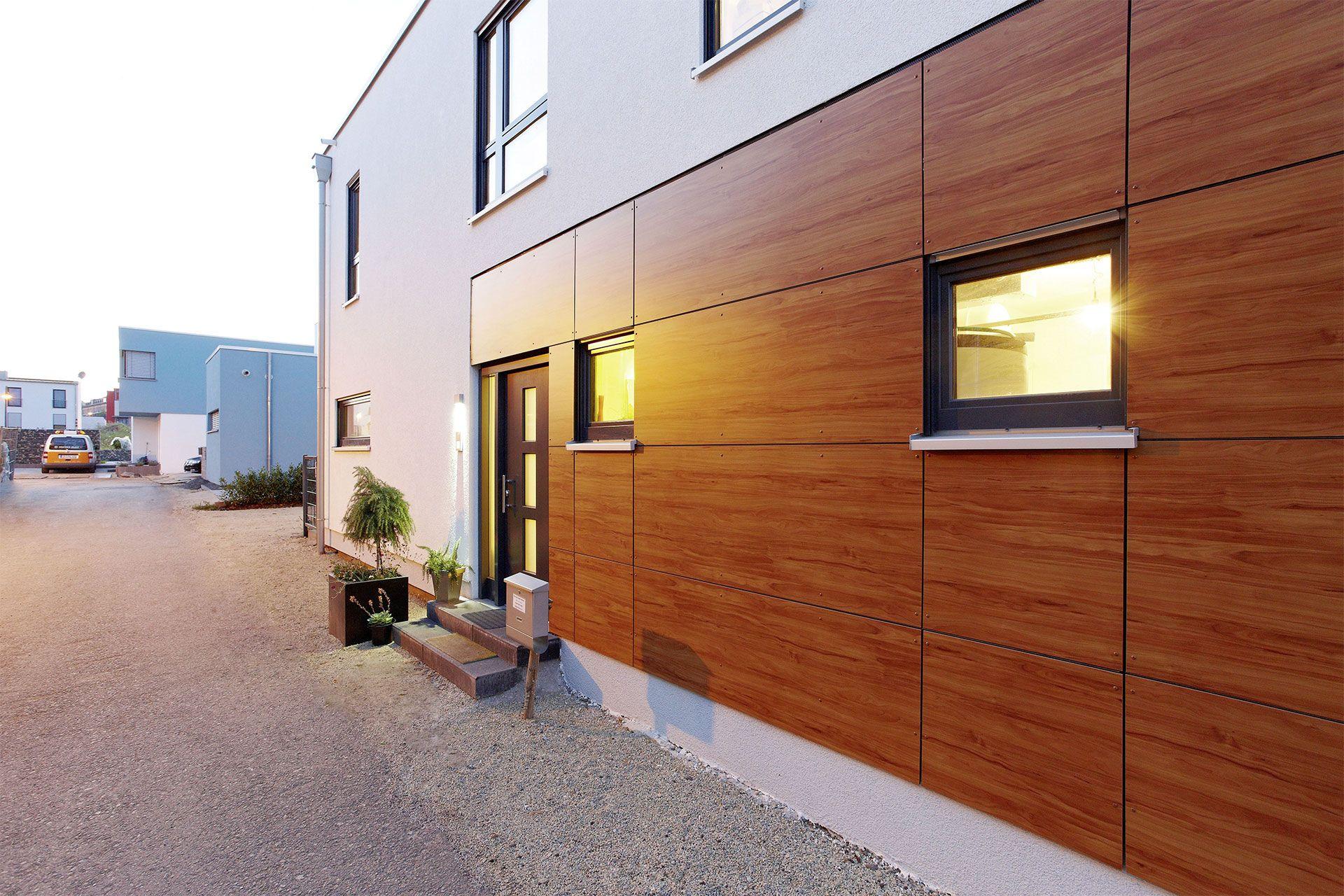 Anspruchsvoll Eingangsüberdachung L Form Ideen Von Bildergebnis Für Fassade Hpl Befestigung