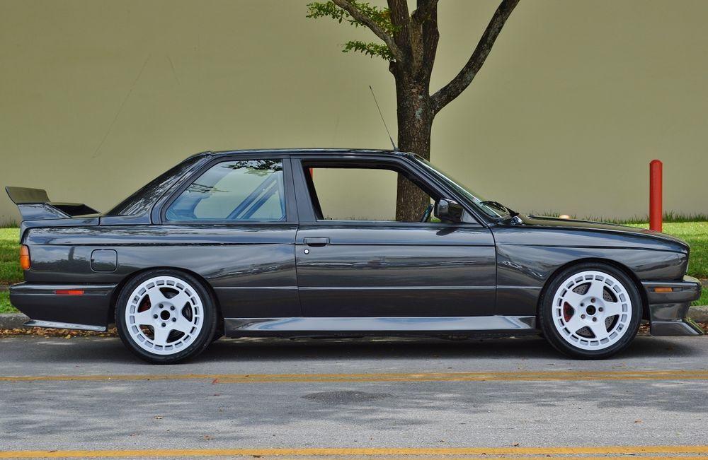 BMW: M3 E30 2 Door | Bmw m3, Bmw m3 coupe, Bmw m series