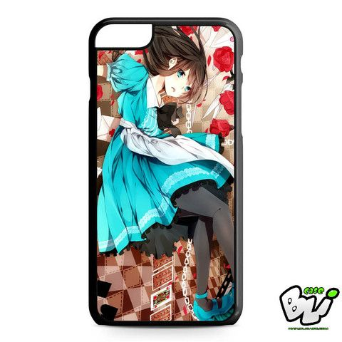 Alice In Wonderland iPhone 6 Plus Case | iPhone 6S Plus Case