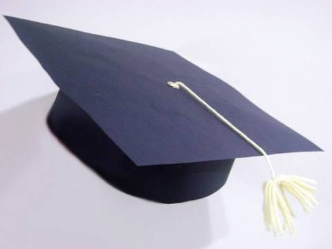 How To Make A Paper Graduation Cap With Your Kids