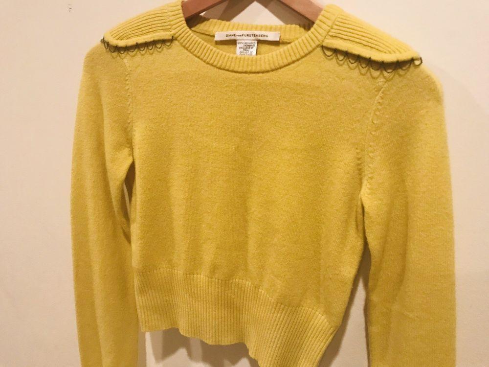 0e49e8972f6 Diane von Furstenburg Cashmere Petite Sweater  fashion  clothing  shoes   accessories  womensclothing  sweaters (ebay link)