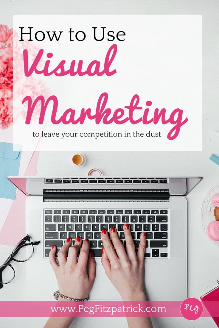 Learn how to use visual marketing to create great graphics for your blog or…
