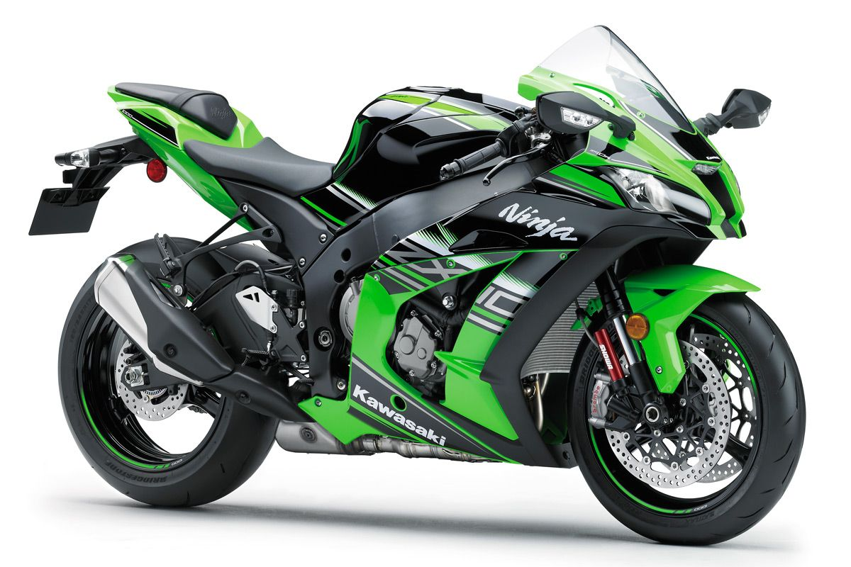 2016 Kawasaki Ninja ZX-10R | First Look Review