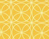 Comma---Swinging in Mustard---1 yard--Zen Chic for Moda Fabrics