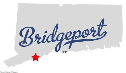 home connecticut map of bridgeport connecticut ct | Bridgeport, CT ...