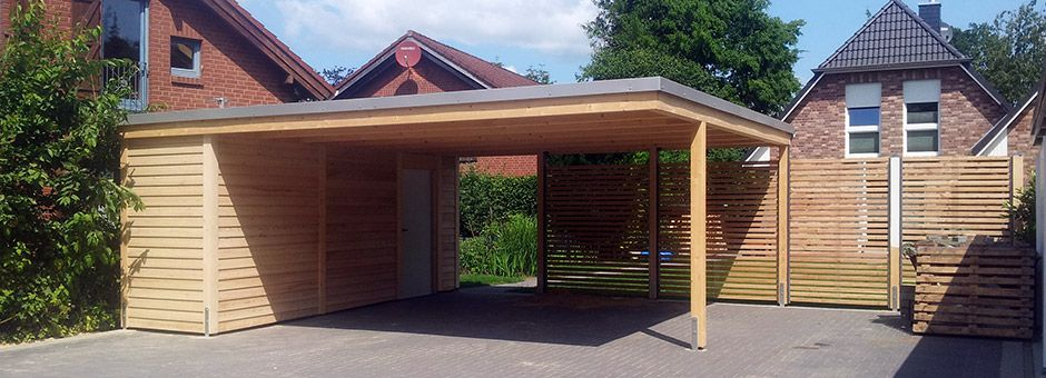 Holz carport google suche carports and sheds for Carport doppelcarport