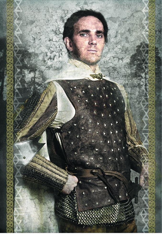 Kaamelott Lancelot Chevalier Du Lac Lancelot Du Lac Est Un Chevalier De La Table Ronde Bras