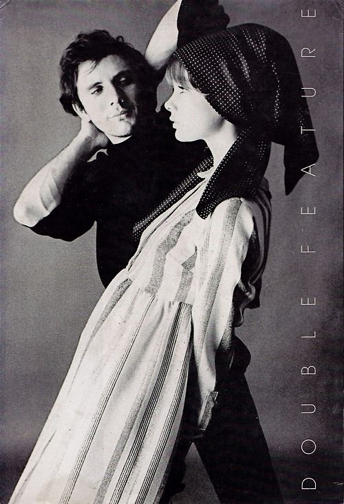 Terence Stamp And Jean Shrimpton Photograph By David Bailey Image Scanned Sweet Jane