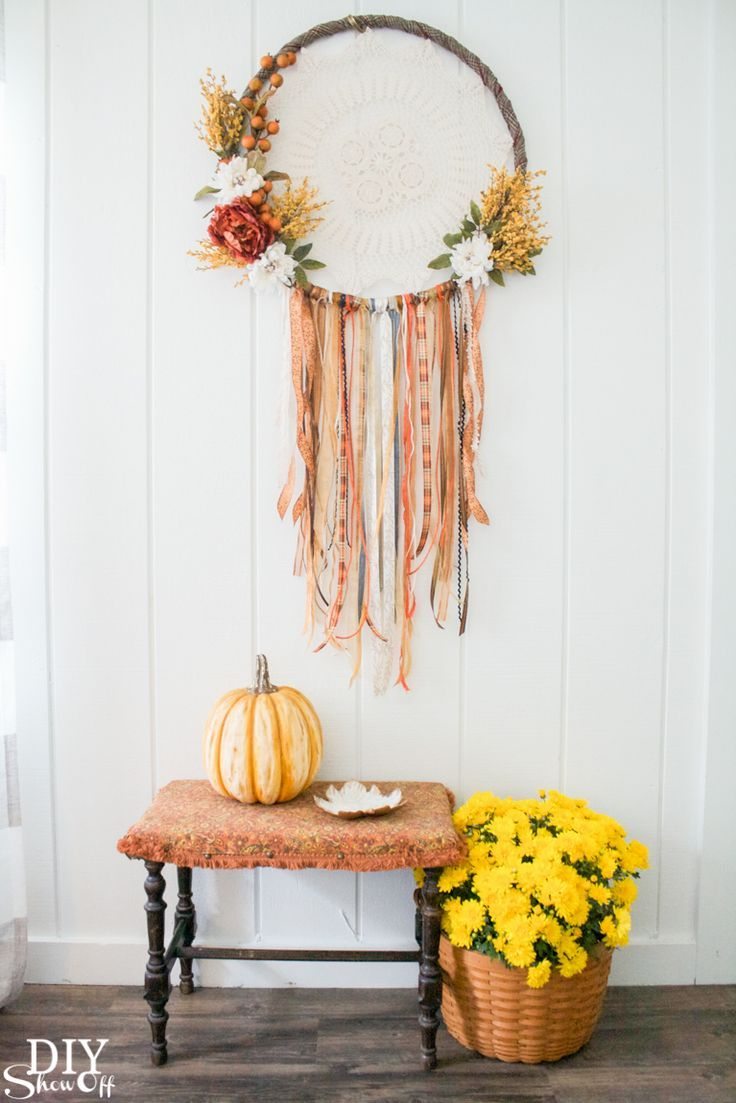 DIY Show Off #fallcrafts