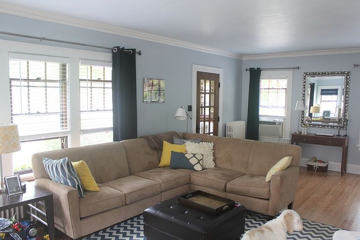 Behr Blue Fox Living Room Home Pinterest Part 86