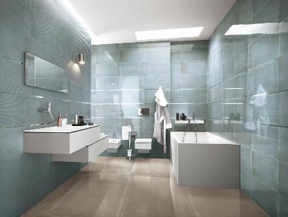 Piastrella da cucina da bagno murale in gres porcellanato