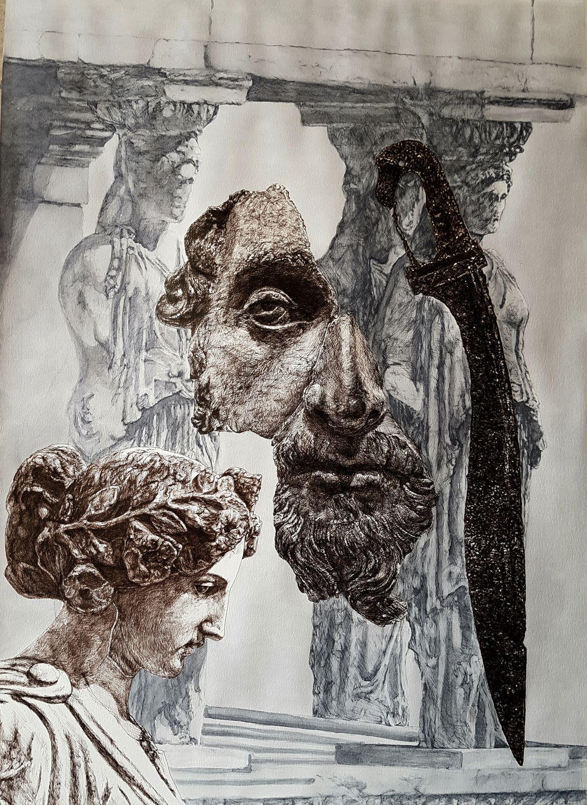 Artak Mikaelian - La última tentación de Marco Aurelio en Atenas ...