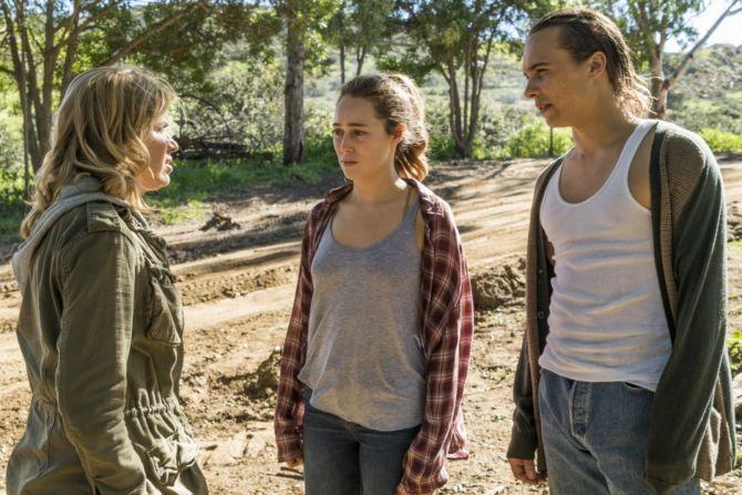 AMC's 'Fear the Walking Dead,' Season 3, Episode 5, Madison