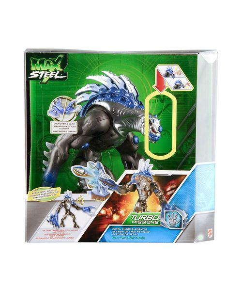 max steel elementor | Max Steel: ELEMENTOR CAOS METÁLICO | TOYs ...